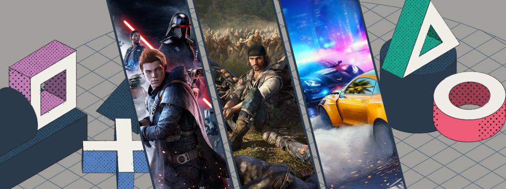PlayStation 4 parimad mängud