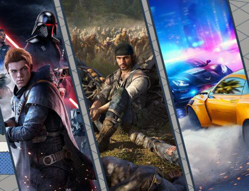 PS4 popimad mängud praegu kuni 50% soodsamalt