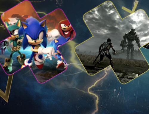 PlayStation Plus tasuta mängud – Märts 2020