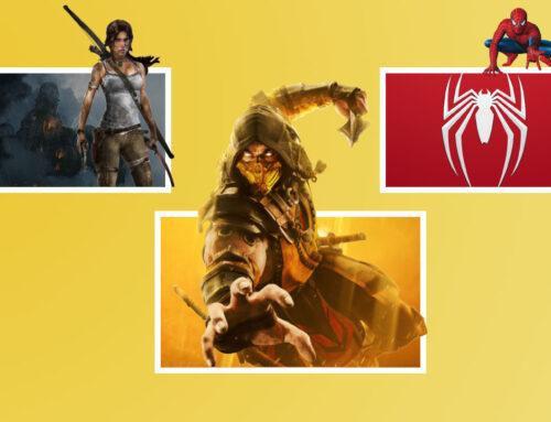 PS Plus liikmetele PS4 mängud kuni 70% soodsamalt