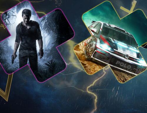 PlayStation Plus tasuta mängud – Aprill 2020