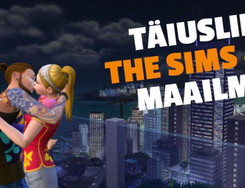 Kuidas ehitada täiuslik The Sims 4 maailm?