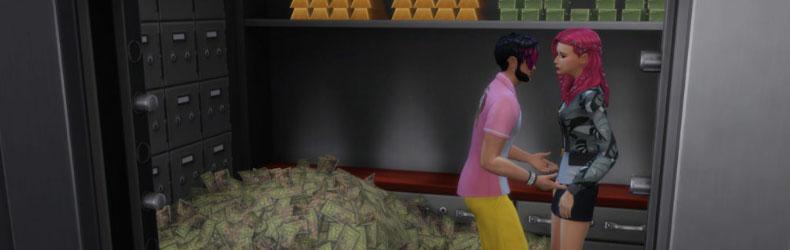 Kuidas saada piiramatult The Sims 4 raha