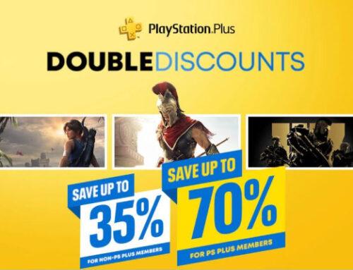PS4 topeltsoodustused on tagasi!