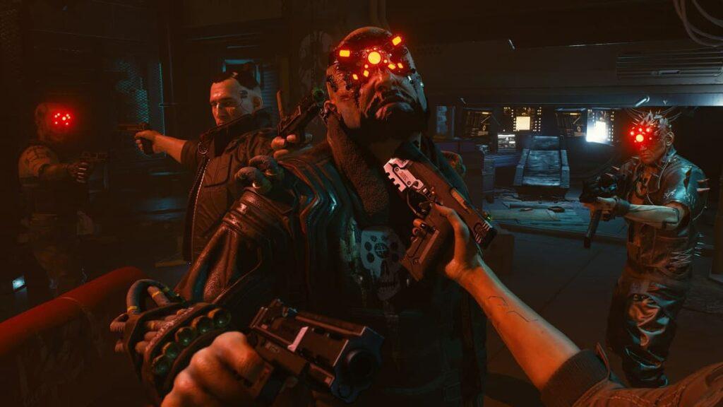 Cyberpunk 2077 multiplayer mänguvõimalus