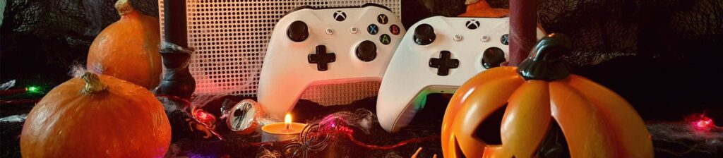 Halloweeni loos - Võida Xbox One S mängukonsool