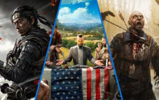 PS4 mängud nüüd PlayStation Store müügil eriti soodsalt