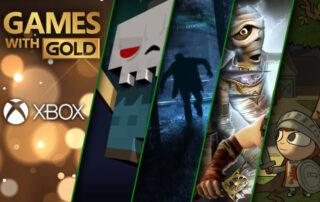 xbox live gold tasuta xbox one ja xbox 360 mängud oktoober 2020