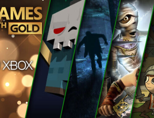Xbox Live Gold tasuta mängud – Oktoober 2020