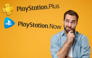 PlayStation Plus ja PlayStation Now erinevused