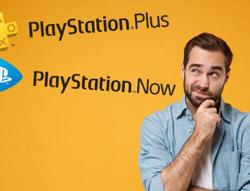 Mis erinevus on PS Plus ja PS Now liikmeaegadel?