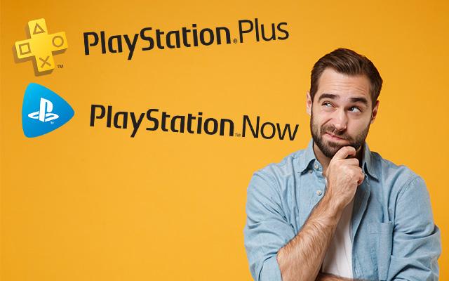 PlayStation Plus ja PlayStation Now erinevused