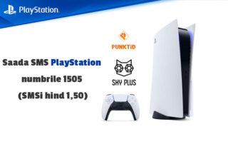 Osale Sky Plusi ja Punktid.ee loosimängus ning võida playstation 5