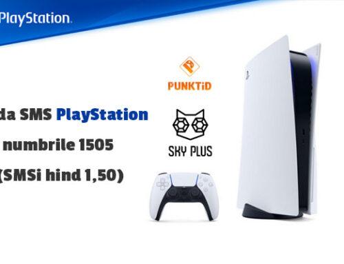 Osale meie Sky Plusi loosis ja võida PlayStation 5