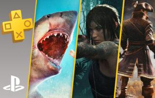 PlayStation Plus tasuta PS4 ja PS5 mängud jaanuar 2021