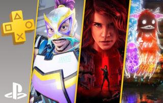 PlayStation Plus teenuse tasuta mängud PS4 ja PS5 konsoolile veebruar 2021