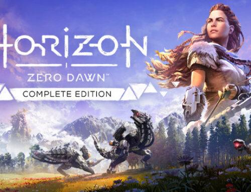 Lae tasuta alla Horizon Zero Dawn Complete Edition.