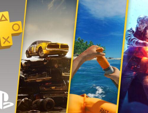 PlayStation Plus tasuta mängud PS4 ja PS5 mängukonsoolidele – mai 2021