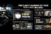 Rainbow Six Siege - Year 3 Pass (PC)