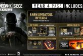 Rainbow Six Siege - Year 4 Pass (PC)