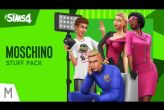 Embedded thumbnail for The Sims 4 - Moschino Stuff DLC (PC/MAC)