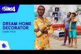 Embedded thumbnail for The Sims 4 : Dream Home Decorator DLC (PC/MAC)