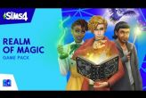Embedded thumbnail for The Sims 4 - Realm of Magic DLC (PC/MAC)
