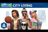 Embedded thumbnail for The Sims 4: City Living DLC (PC/MAC)