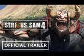 Embedded thumbnail for Serious Sam 4 (PC)