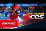 Embedded thumbnail for Mario Tennis Aces - Nintendo Switch