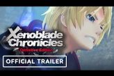 Embedded thumbnail for Xenoblade Chronicles - Definitive Edition - Nintendo Switch