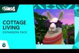 Embedded thumbnail for The Sims 4: Cottage Living DLC (PC/MAC)