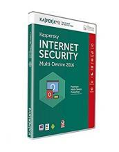 Kaspersky Internet Security Multi-Device 2017 (3 Kasutajat, 1 Aasta)