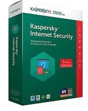 Kaspersky Internet Security 2017 (3 Kasutajat, 1 Aasta)