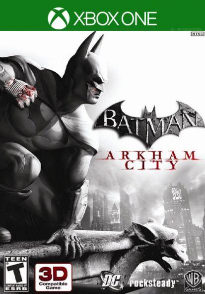 Batman: Arkham City - Xbox 360