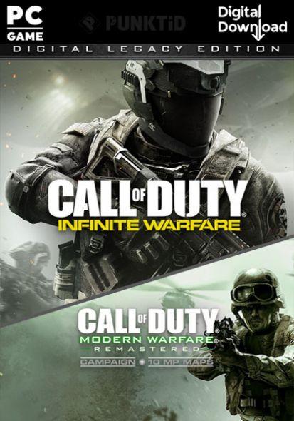 Call of Duty: Infinite Warfare Legacy Edition (PC)