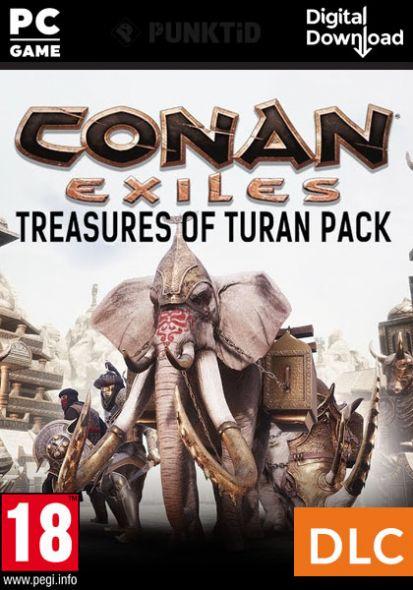 Conan Exiles - Treasures of Turan Pack DLC (PC)