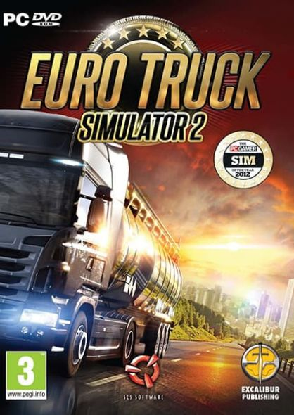 Euro Truck Simulator 2 (PC/MAC)