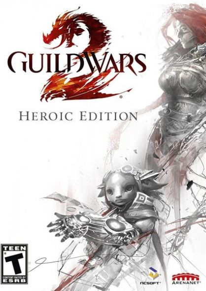 Guild Wars 2 Heroic Edition (PC)
