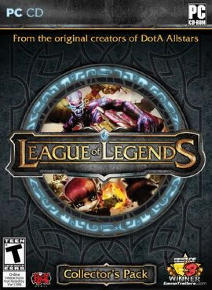 League of Legends 10 USD Rahakaart