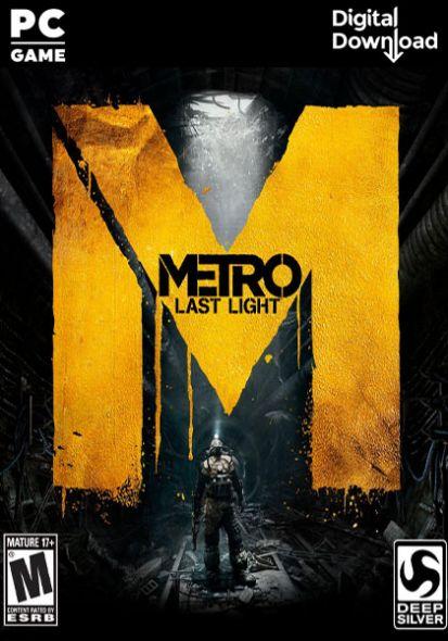 Metro Last Light (PC/MAC)