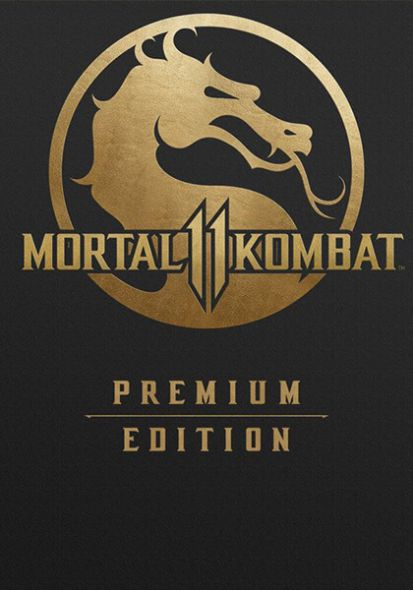 Mortal Kombat 11 Premium Edition (PC)