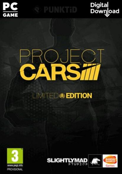 Project CARS: Limited Edition (PC)