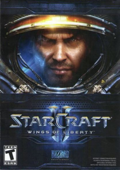 Starcraft 2: Wings of Liberty (PC/MAC)