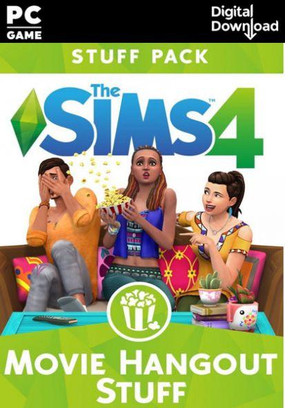 The Sims 4: Movie Hangout Stuff (PC/MAC)