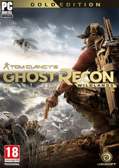 Ghost Recon Wildlands - Gold Edition (PC)