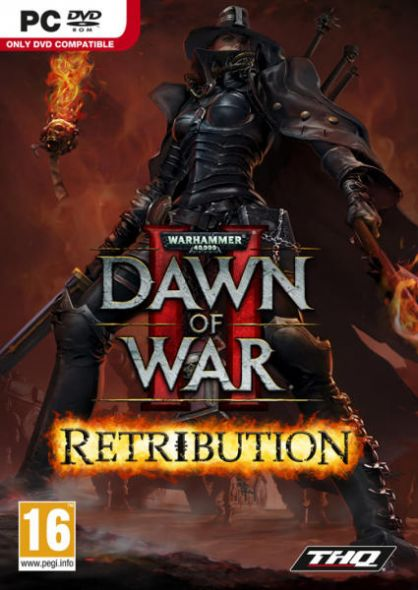 Warhammer 40,000 Dawn of War II - Retribution (PC/MAC)