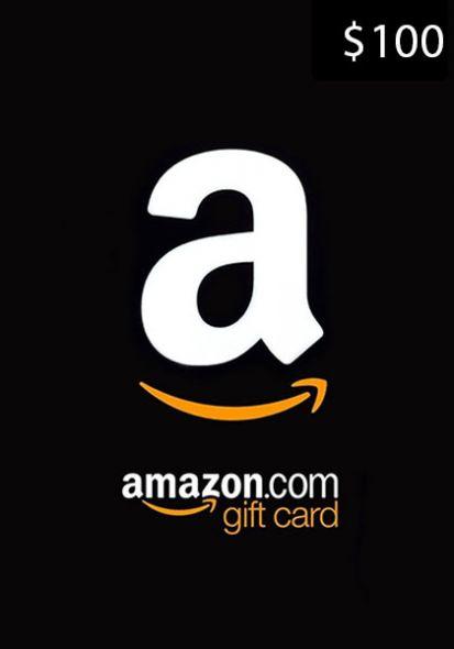 USA Amazon $100 Kinkekaart