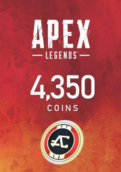 APEX Legends - 4350 Apex Coins