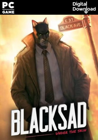 Blacksad: Under the Skin (PC)
